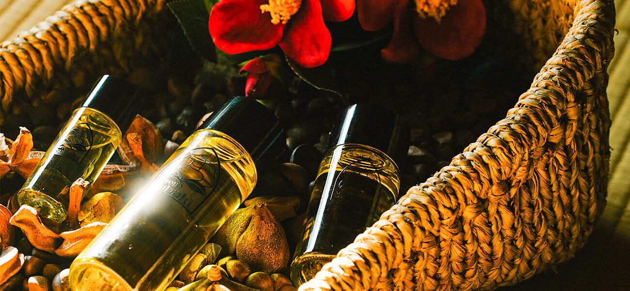 椿油粕を売る理由