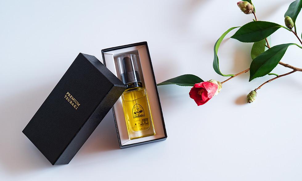 椿油は日本古来の化粧油