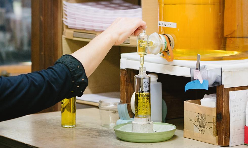 天然椿油「長崎椿オイル」製造
